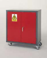 Economy Mobile Hazardous Cabinet